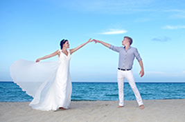 Sunny Isles Beach Engagement Photo Session